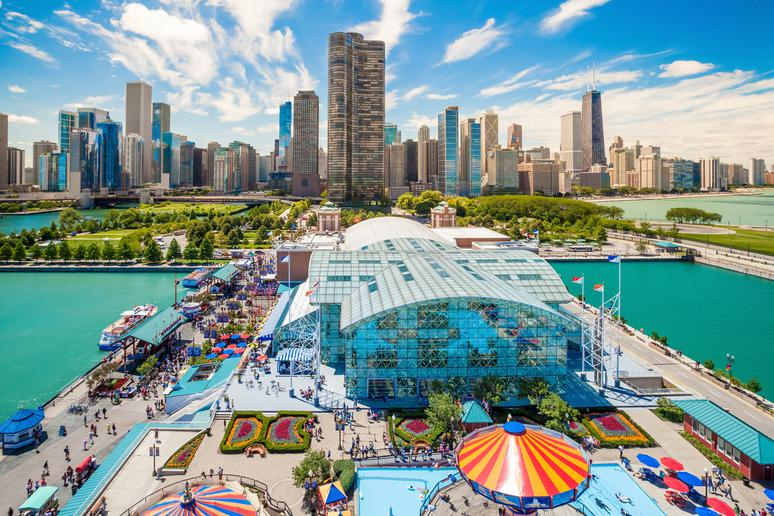 Navy Pier (Chicago, Ill.)