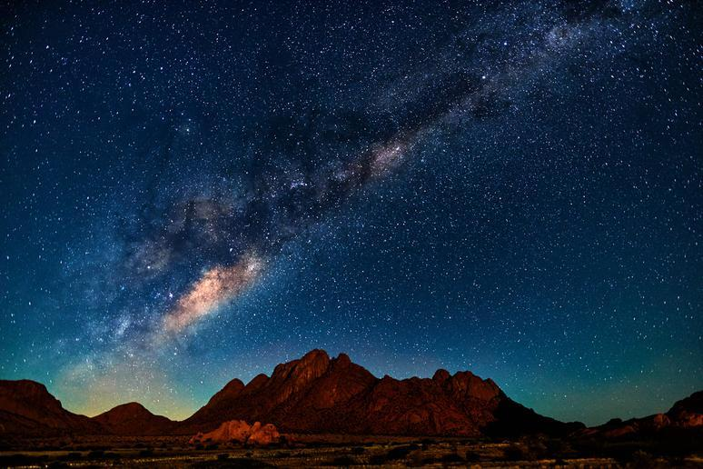 Sleep under the stars in Namibia