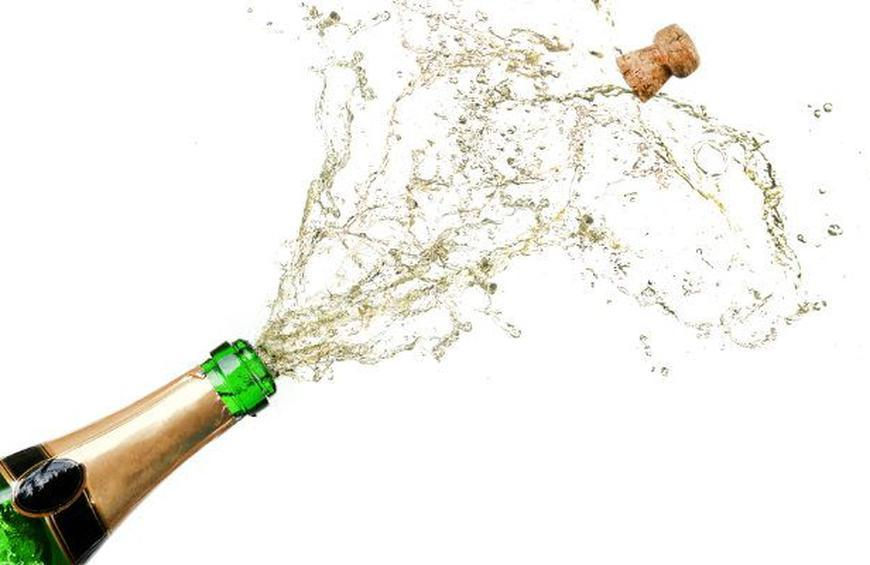 Victory Champagne Showers Why
