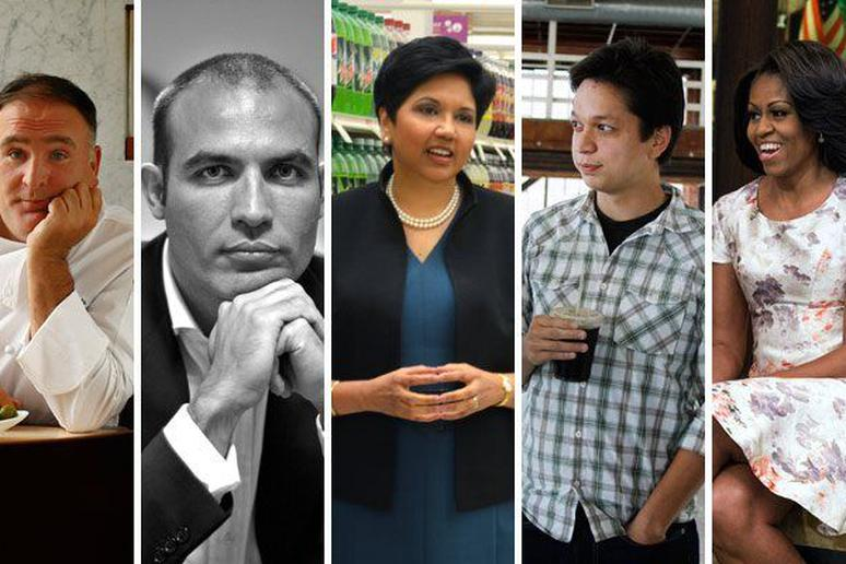 America's 50 Most Powerful People in Food for 2013