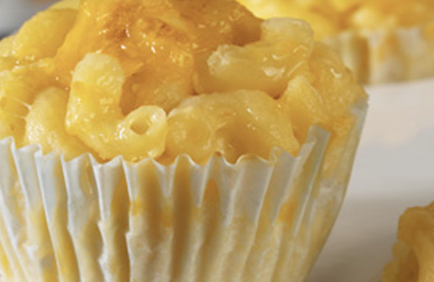 Mac and Cheese Casserole Cups