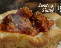 Olive Garden Meatball Pizza Bowl