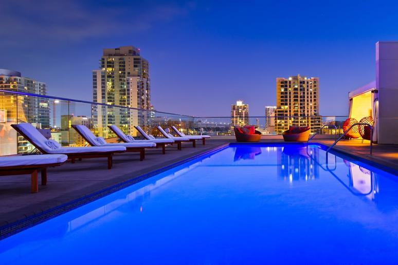 The Rooftop by STK at Andaz San Diego (San Diego, Calif.)