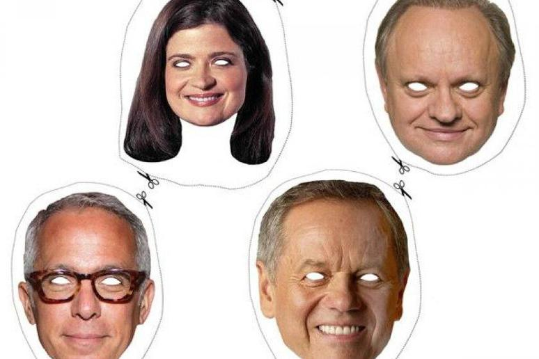 Impersonate Your Favorite Food Personalities With These 38 Scary Halloween Masks