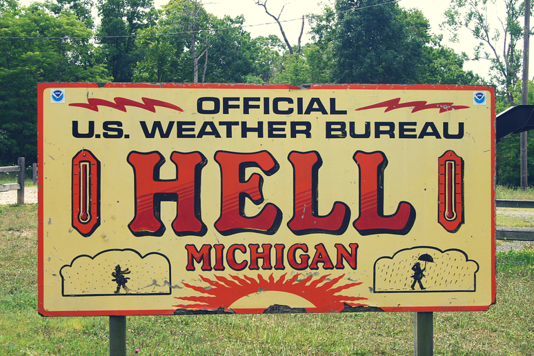 The Oddest Named Town in Every State