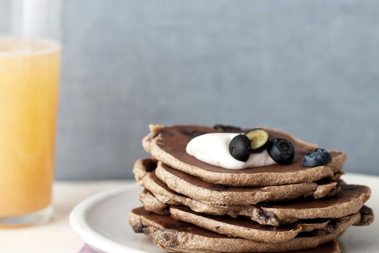 Raw Chef Alissa Cohen's Morning, Noon and Night Pancakes Recipe