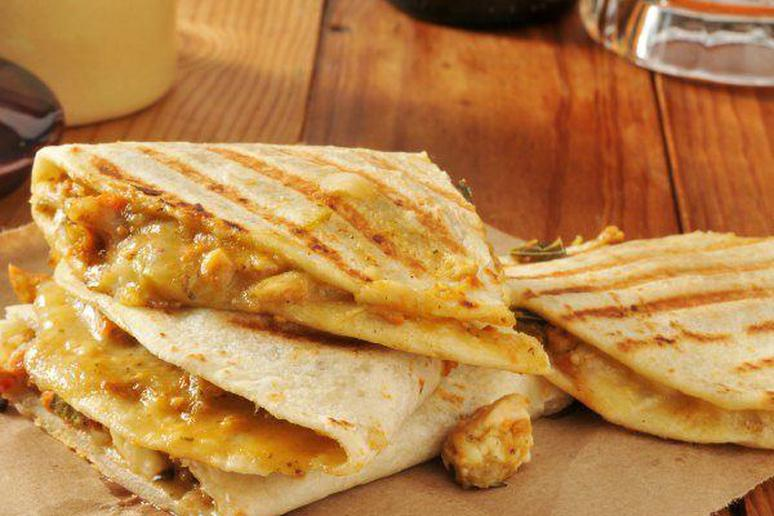 How to Make Quesadillas on the Grill