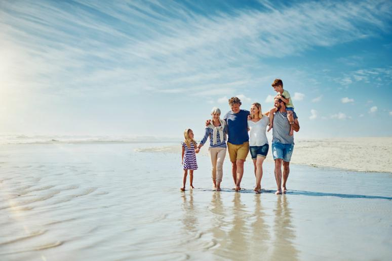 The Best Beaches for Families in 2018