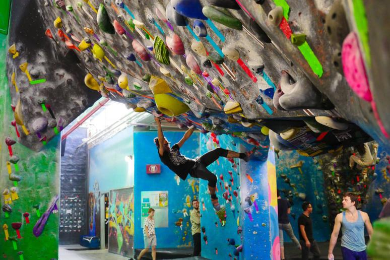 best dating a rock climbing in indianapolis