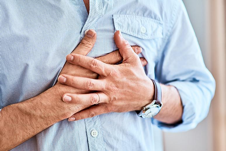 You should learn about heart attack symptoms