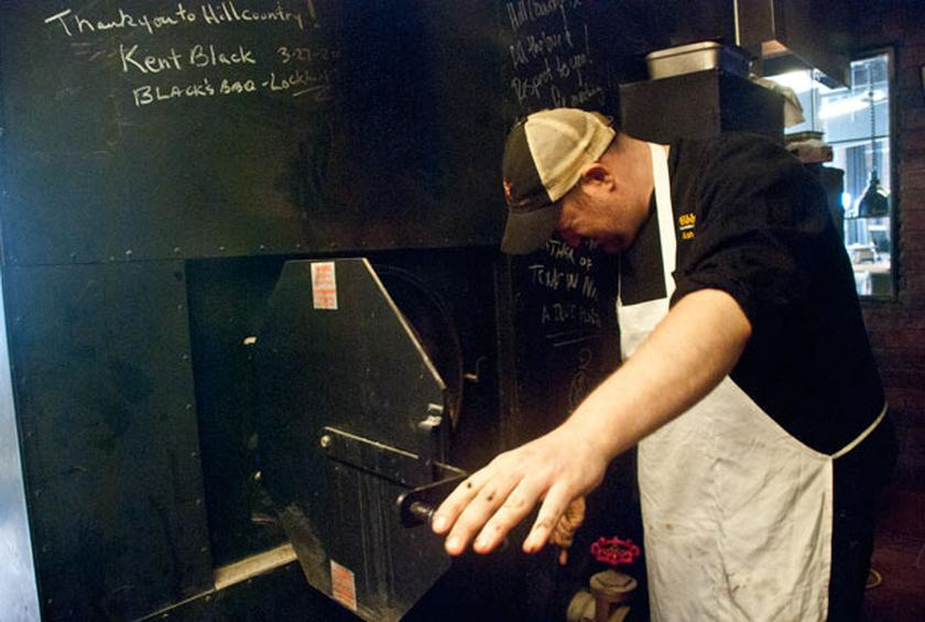 Behind The Swinging Doors A Tour Of Hill Country Barbecue Slideshow