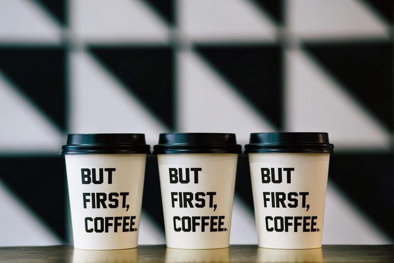 Get your caffeine fix at Alfred