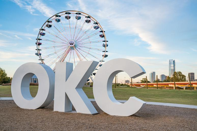 17. Oklahoma City, OK