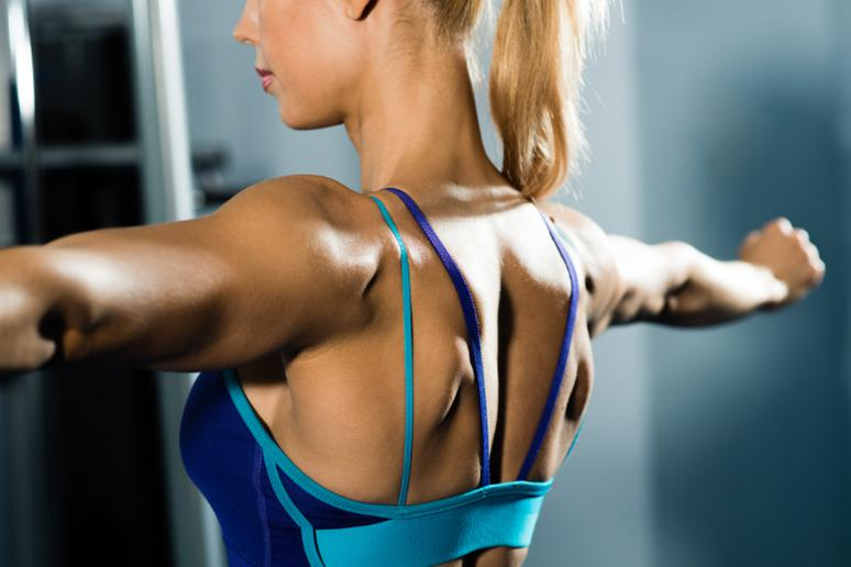Increased Muscle Strength in Your Back