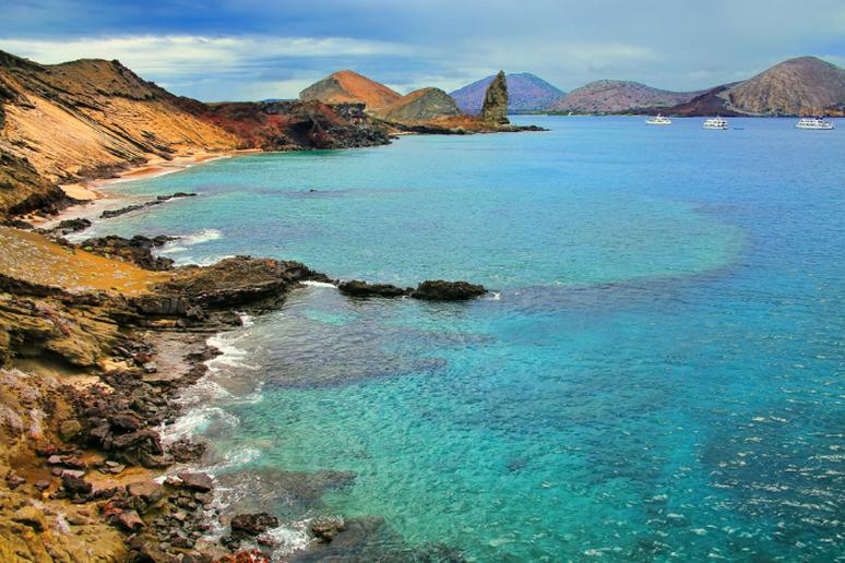 Follow in Darwin's footsteps on the Galapagos Islands