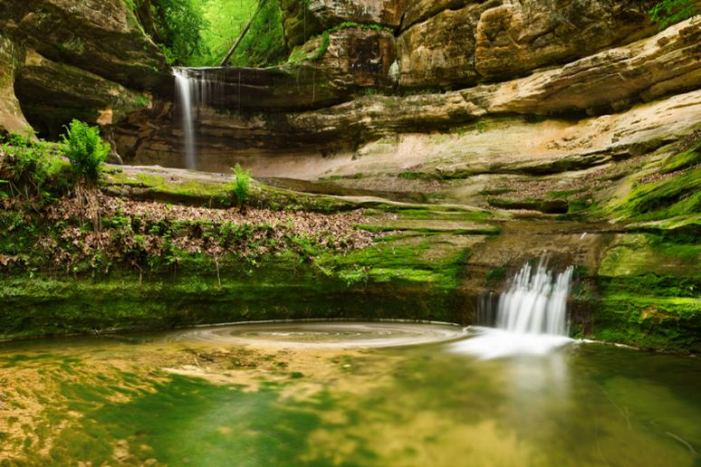 Illinois - Starved Rock State Park