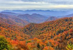 Gorgeous Photos of National Parks During Fall Foliage