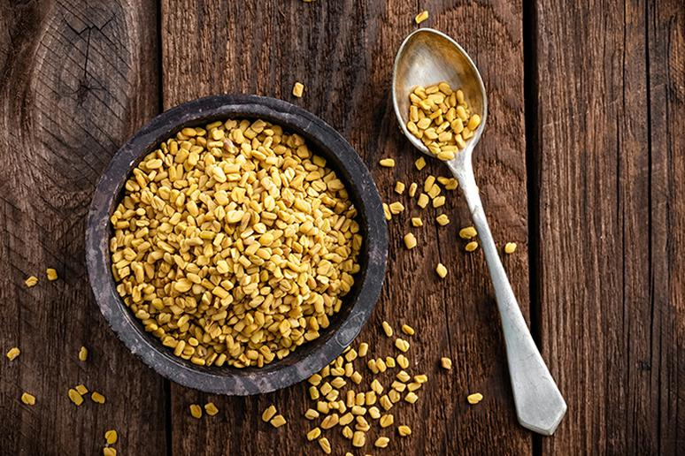 9. Fenugreek