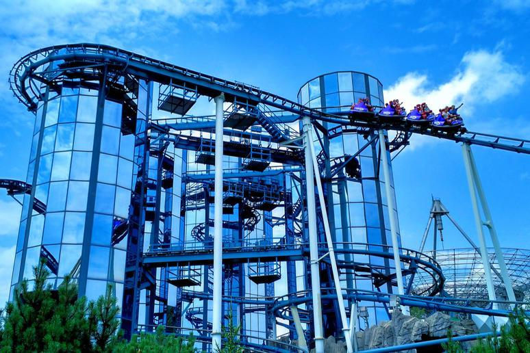 Have a blast at Europa-Park in Germany
