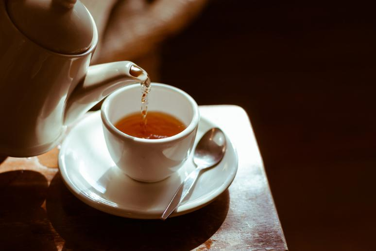 Maybe no: Coffee and tea
