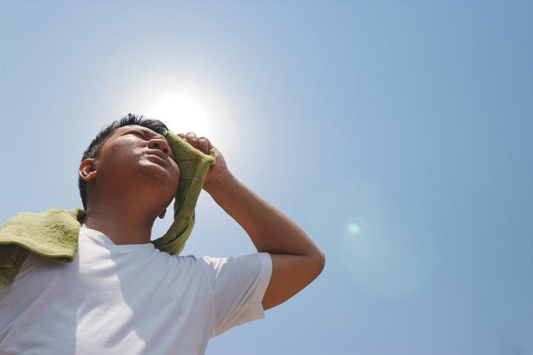 Climate change: Extreme heat