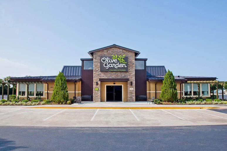 Olive Garden Experiments With Small Plates