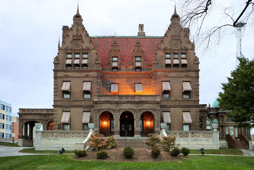 Wisconsin: Pabst Mansion (Milwaukee)