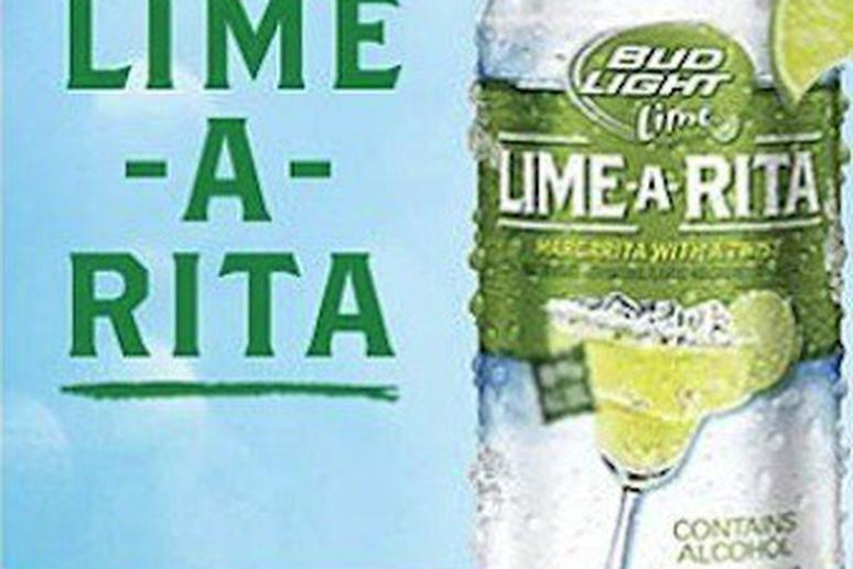 Beer Cocktails Jump the Shark with Bud Light Lime-a-Rita