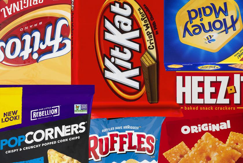 1930 1940 from the most popular snack foods of the last 10 decades