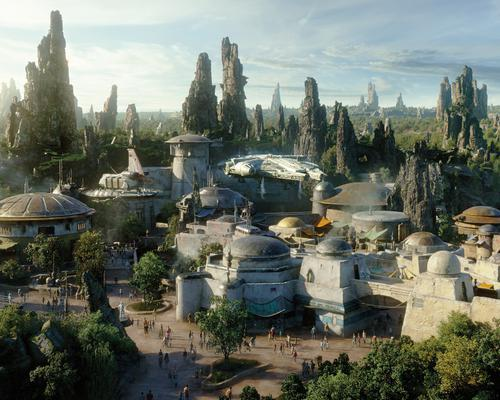 Star Wars: Galaxy's Edge opening date