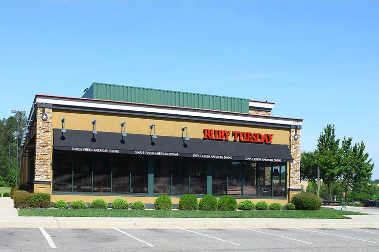 """Ruby Tuesday Tries Out """"High-Quality Casual Dining"""""""