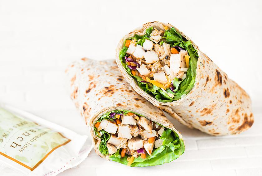 Chick Fil A Grilled Chicken Cool Wrap