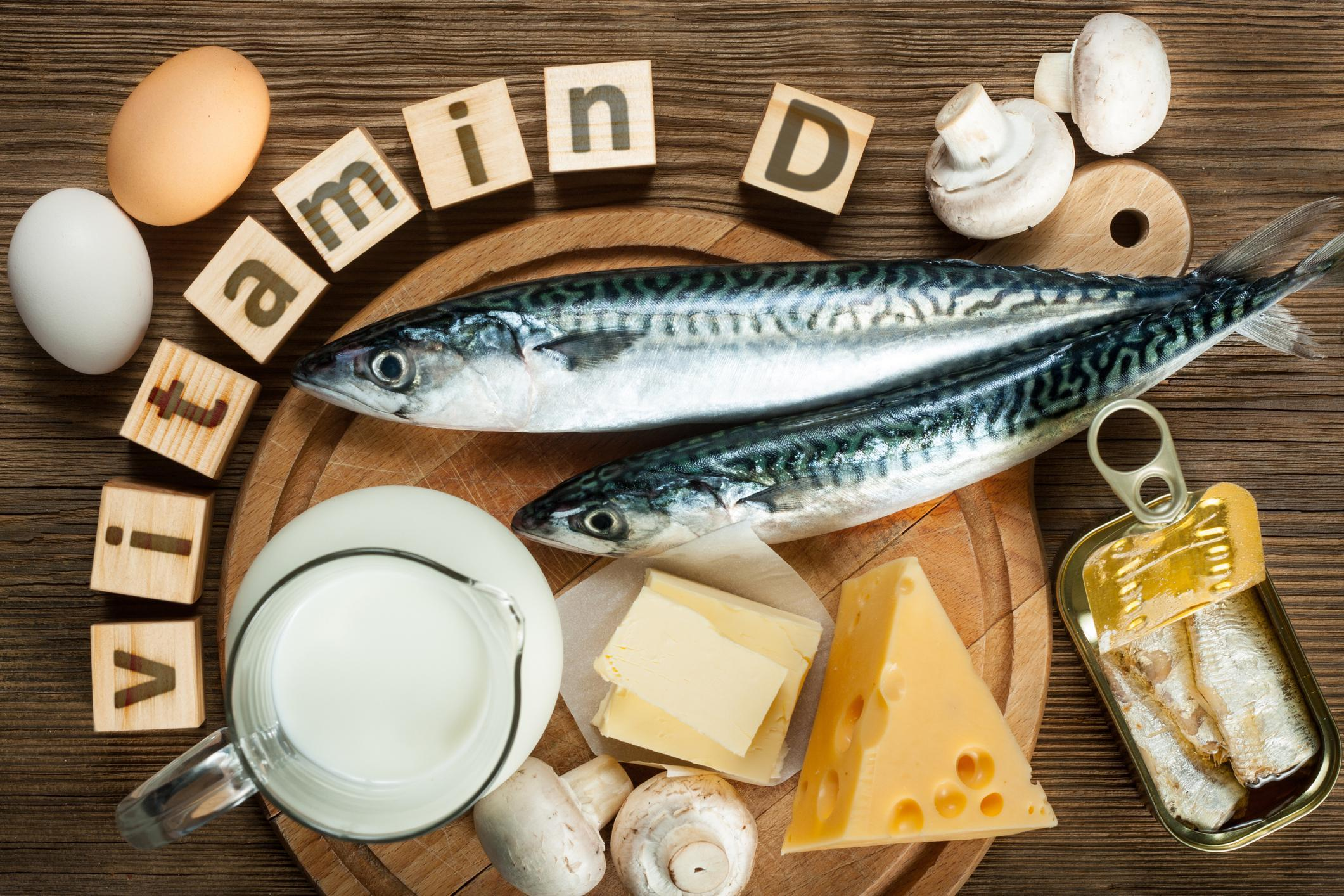 Best Foods for Vitamin D