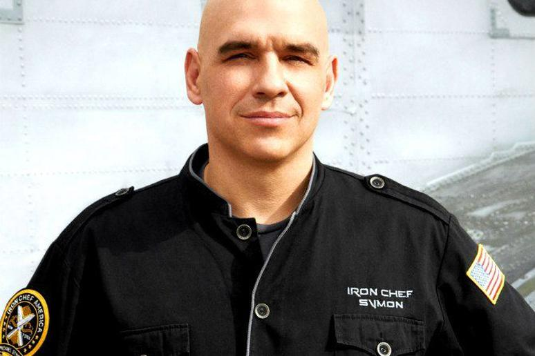 Michael Symon Dishes About His Favorite Grilled Desserts