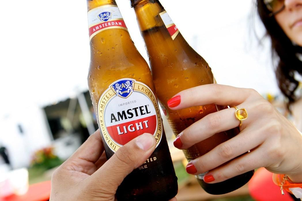 Amstel Light From The Healthiest Beers You Can Drink The Daily Meal