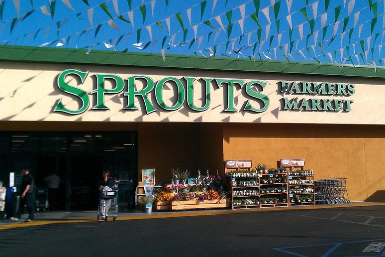 8. Sprouts Farmers Market