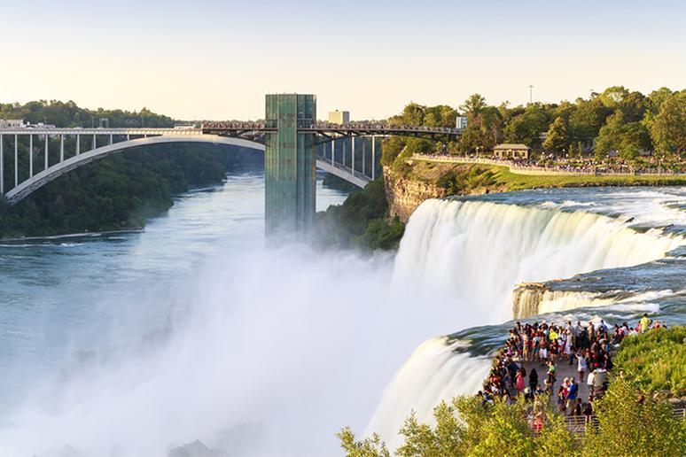 New York – Niagara Falls