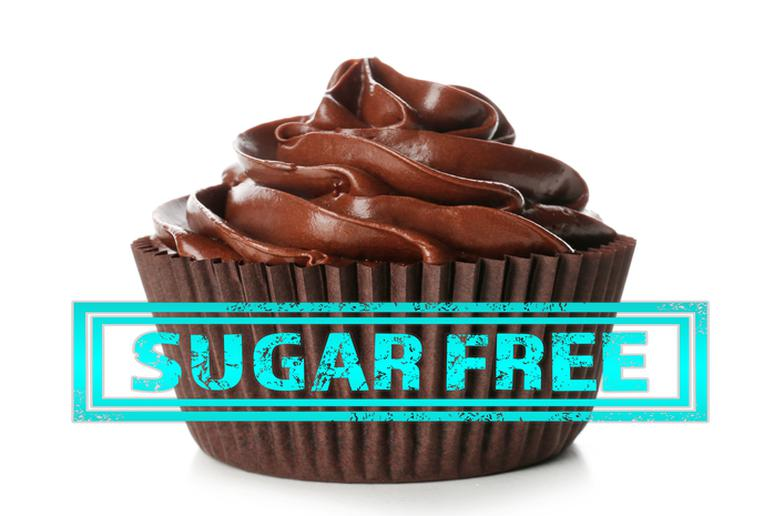Stop eating sugar-free foods