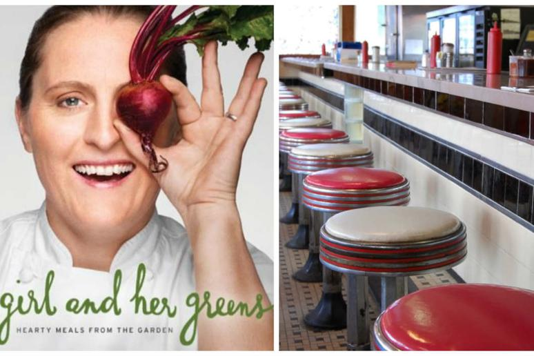 Leave it to successful restauranteur April Bloomfield to make old-fashioned diners cool again.