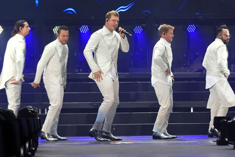 9. The Backstreet Boys