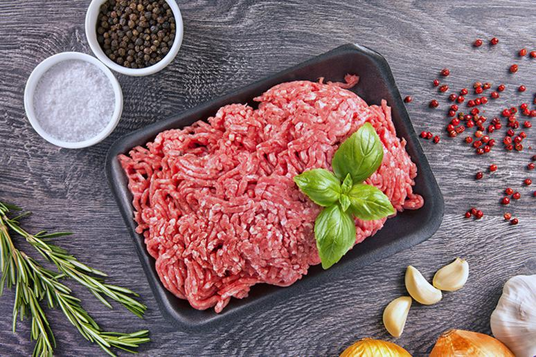 Not knowing what kind of ground meat you're buying