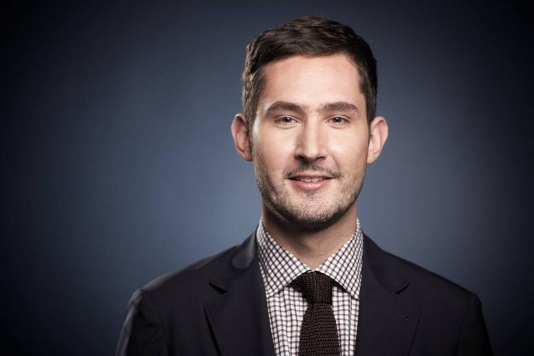 #20 Kevin Systrom, Co-Founder and CEO, Instagram