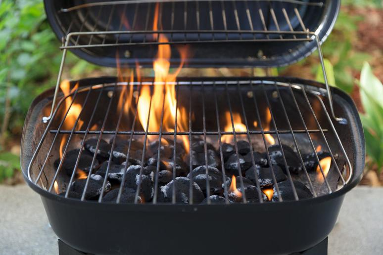 Not Pre-Heating the Grill