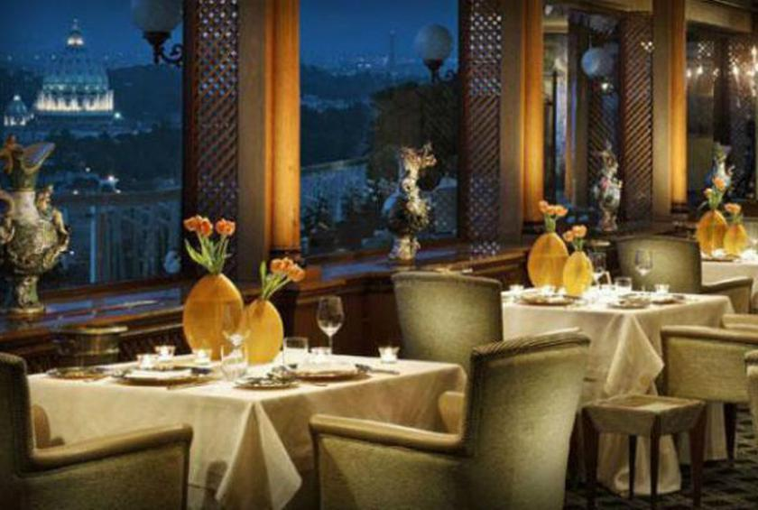 - La Pergola: One Of Rome's Best Hotel Restaurants