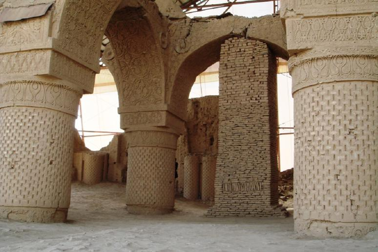 Balkh (Founded ca. 1500 BC)