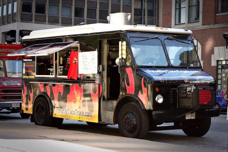 #60 Fired Up Taco Truck, Cleveland