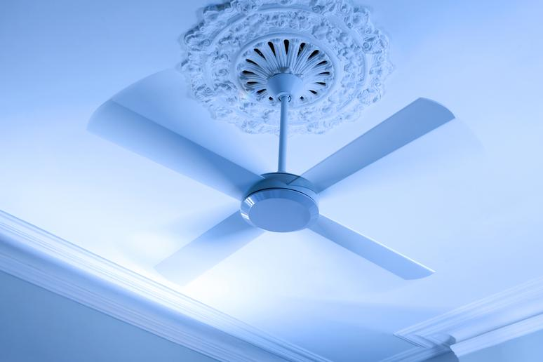 35.  Is your ceiling fan going in the right direction?