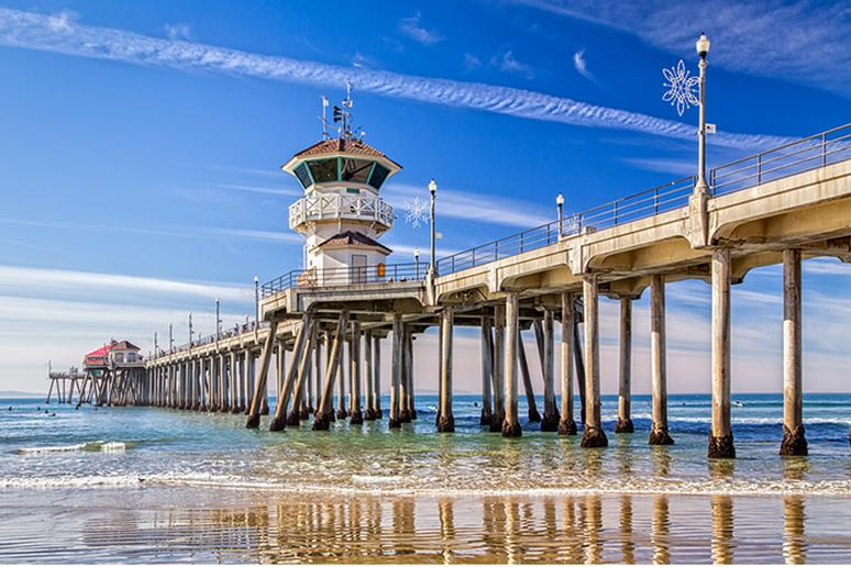 13. Huntington Beach, CA