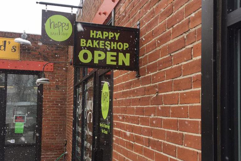 Colorado: Happy Bakeshop, Denver