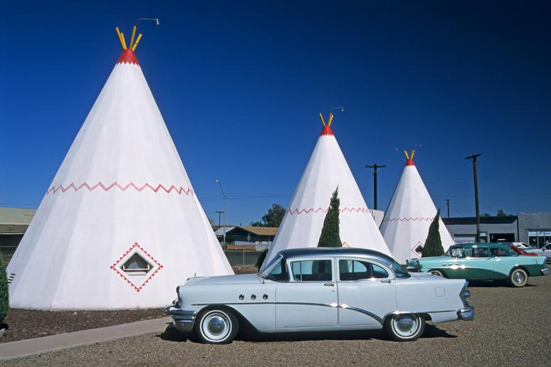 Where to stay: Wigwam Villages